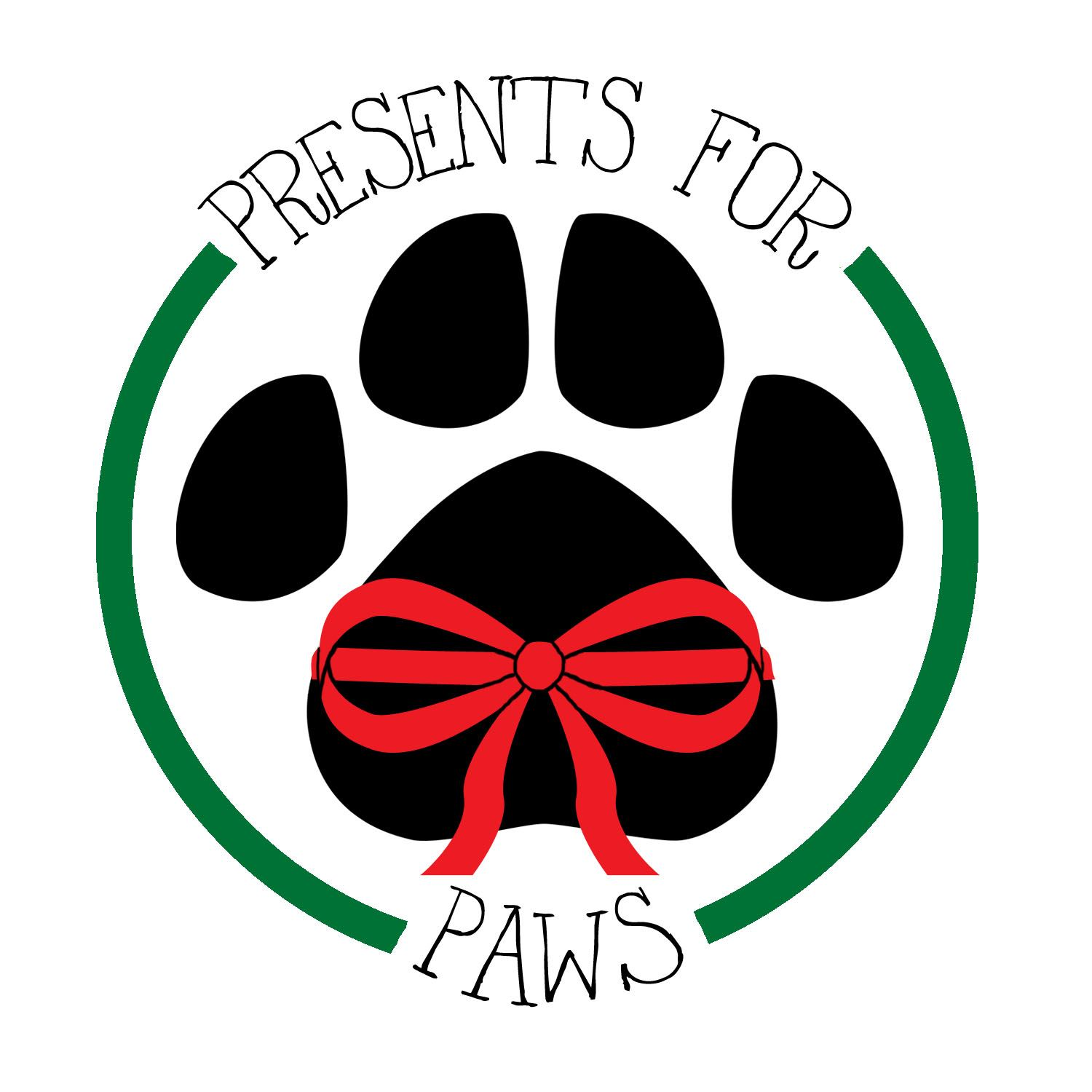 presents for paws logo