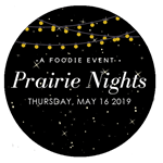 Prairie Night round logo 2019