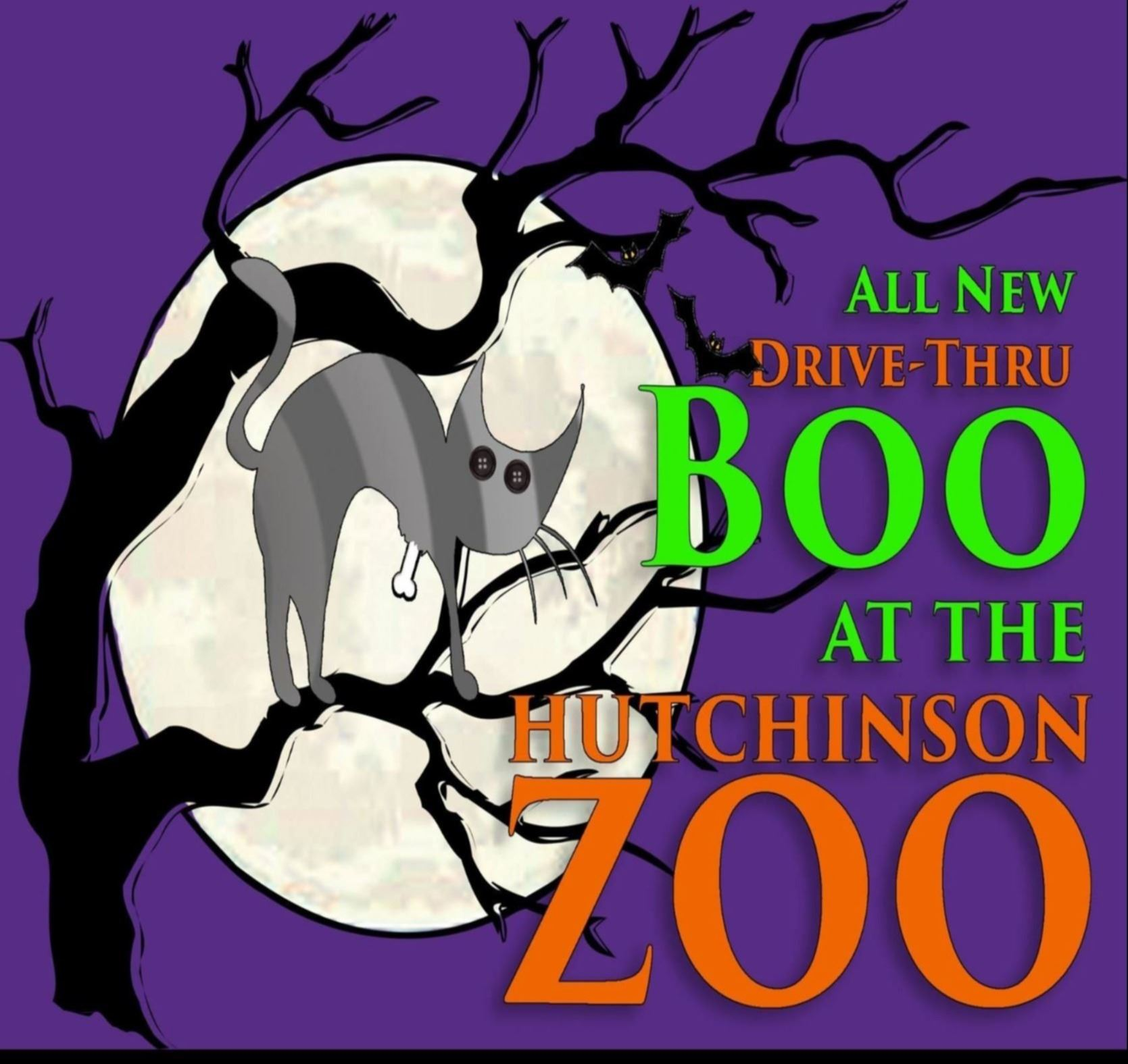 All New Drive Thru Boo at the Zoo