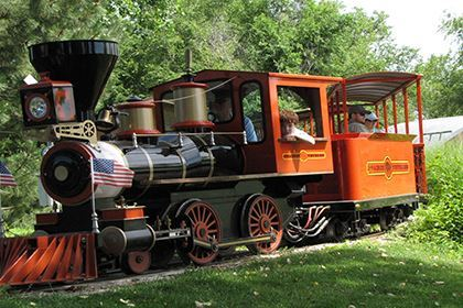 Prairie Thunder Railroad